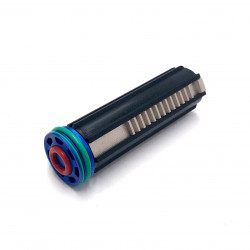 13 tooth metal rack piston with double oring piston blue head