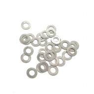 0.6 X 0.1mm shims (30 pieces a pack )
