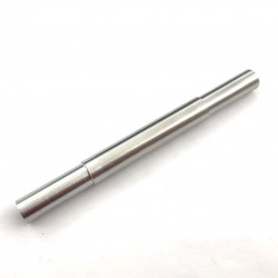 316L stainless steel pistol barrel 7.3 mm ID Mirror polished inside 100mm