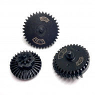 SHS 16:1 steel cut gear set