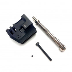 Kublai P1 G17  metal muzzle brake and steel recoil spring guide set